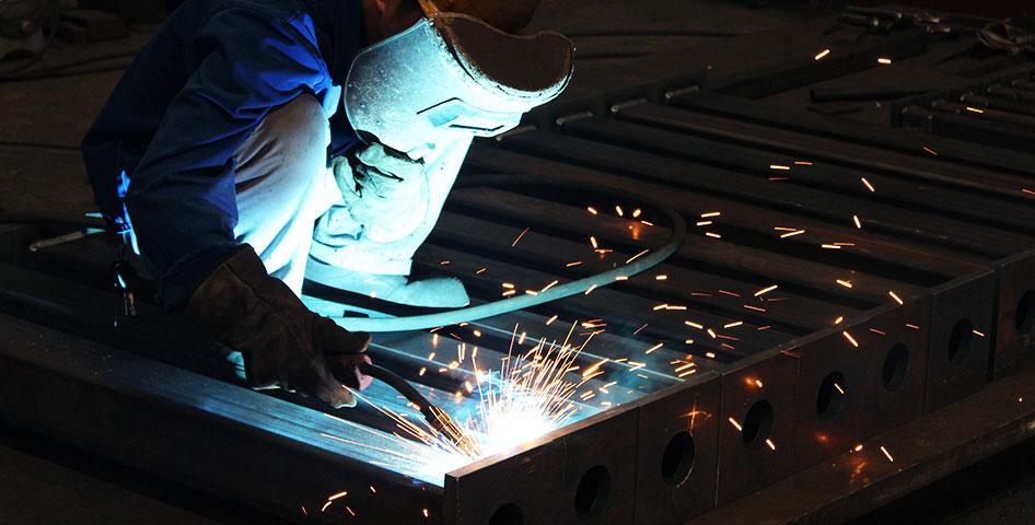 华新科-焊接加工